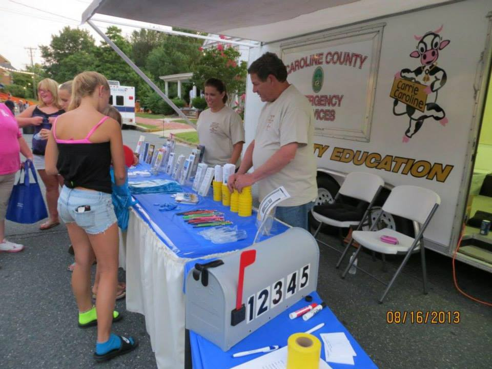 Comm. Outreach - Summerfest