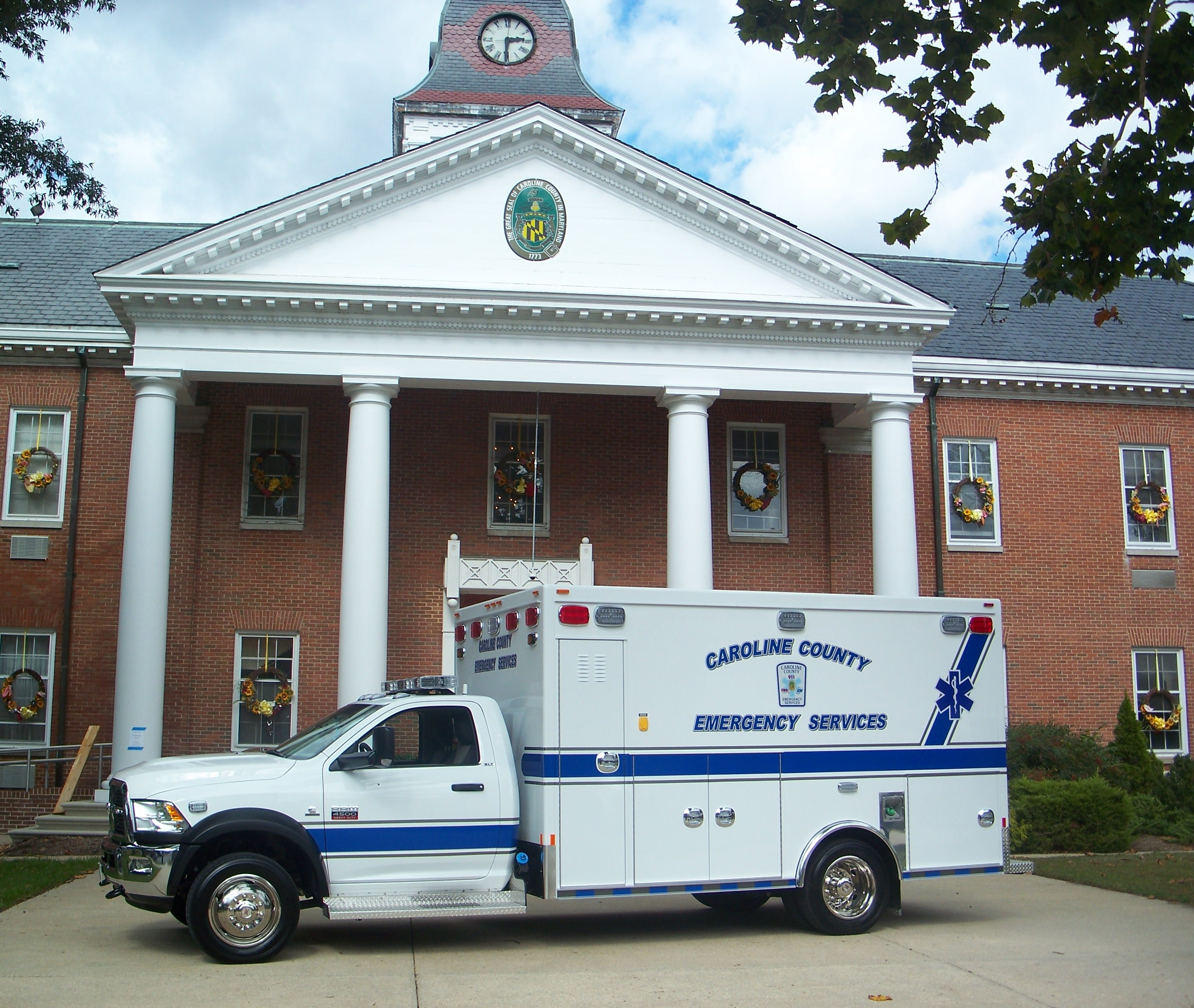 New Ambulance